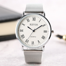 Women Watches Luxury Quartz KEVIN Sport Lady Business Fashion Leather Steel Strap Casual Modern Women Wristwatch Montre Femme kevin fashion women red watch student quartz analog watches leather wristwatch elegant vintage casual crystal montre femme hour
