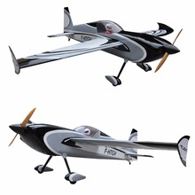 Slick 78″ 35-50cc 7 Channels Oracover Film Large Scale RC Balsa Wood Model Airplane