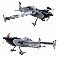 Slick 78 35 50cc 7 Channels Oracover Film Large Scale RC Balsa Wood Model Airplane ARF