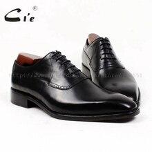 Cie площади равнины ног на заказ мужская кожаная обувь на заказ ручной работы чистые натуральной телячьей кожи верхней внутренняя подошва мужской модельной обуви OX400