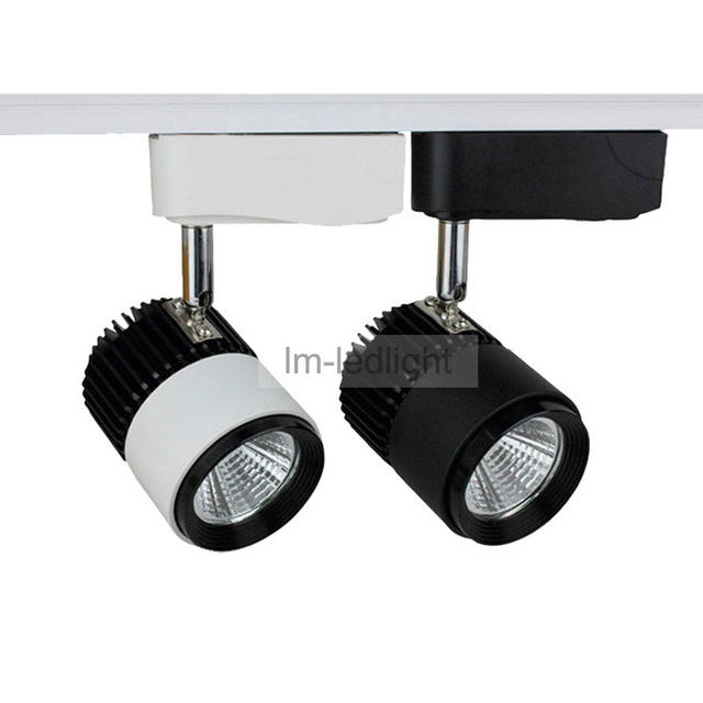 3 wire LED Track lighting 5W 85 265V led nail lamps warm/day/cold ...