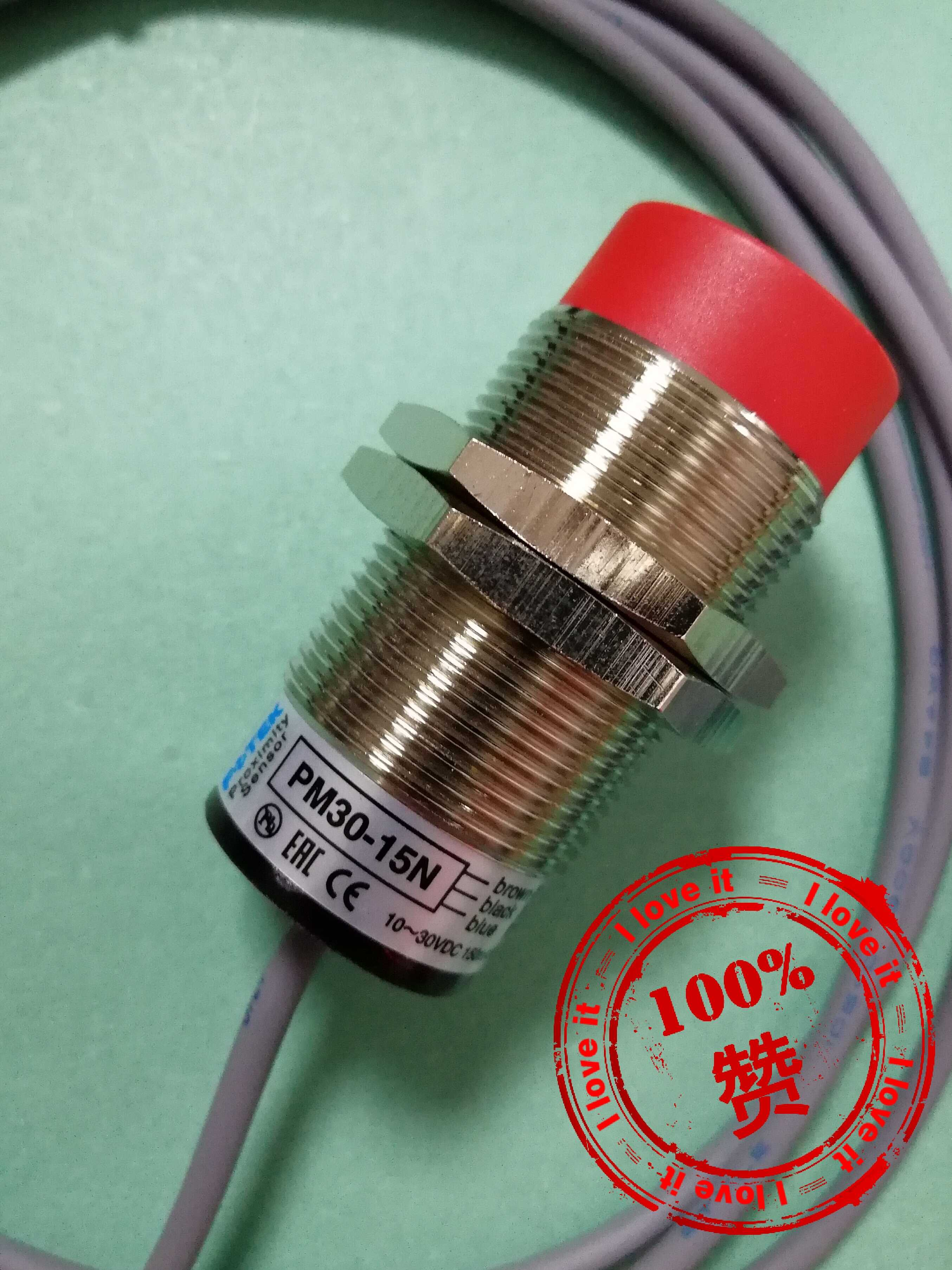 New Original Imported Pm30-15n Close To Switch Sensor PM 30-15N On