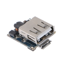 5V 1A 1.2A Power Bank Lithium Battery Charger Board Plate Boost Charging Module Z17 Drop ship