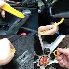 VSTM 4 шт. инструмент для автомобиля радио дверной зажим панель отделка тире аудио пластик удаление установщик инструмент инструменты Стайлинг