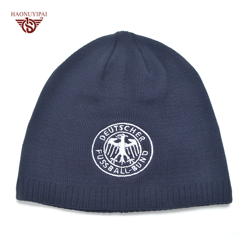 Autumn Winter Hats Knitted Skullies Beanie Hat Solid Gorros Hip Hop Beanies for Men Hats Snow Caps 2016 winter women beanie adults hip hop hats diamond vogue men hats knitted ski skullies bonnet crochet casquette gorros de lana