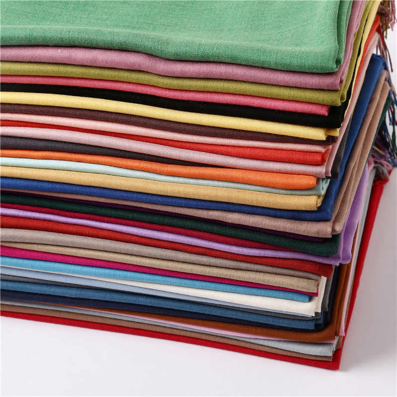 45d2dc1b4593d ... FRALU New fashion spring winter scarves for women shawls and wraps lady  pashmina pure long cashmere