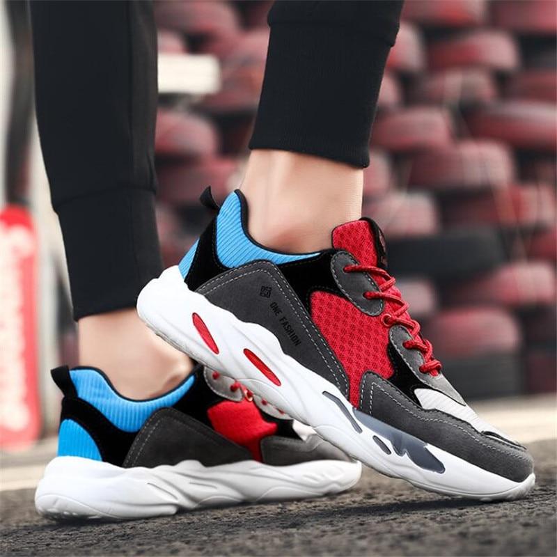 Los 1 no 2 Acoplamiento De Del Hombres Blue 2019 White Marca Superstar Respirables 1 Ocasionales Femme Verano Ultras Black Zapatos No Tenis Yellow Otoño no Amantes Chaussure 2 no 2 Red no Zapatillas HxA0qq4d