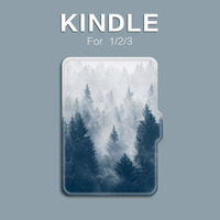 The Thinnest And Lightest Cover With Auto Sleep Wake For Amazon Kindle Paperwhite 1 2 3