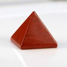 2015 White crystal clear quartz rock Engraved 30mm Pyramid point pillar Carved Stone Chakra Stones Healing Reiki Free shipping