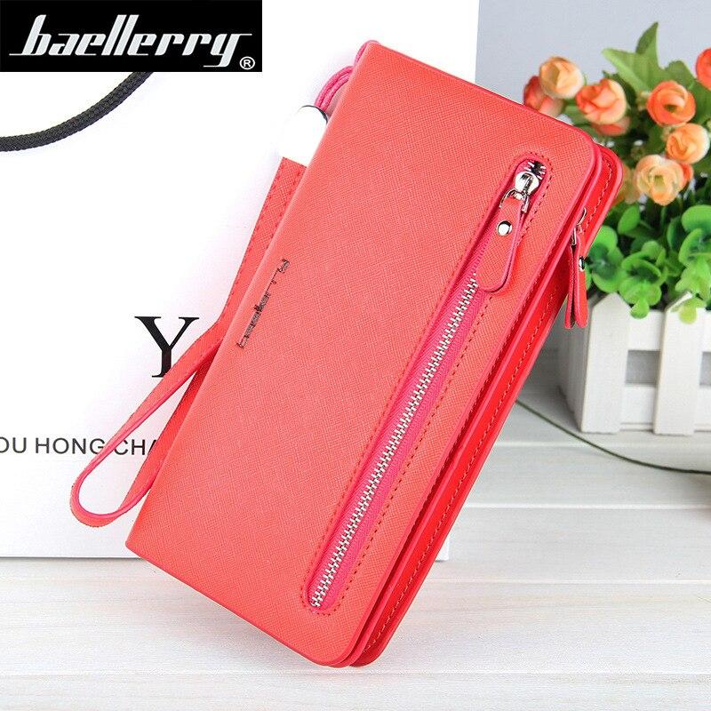 Fashion Women Wallet Zipper Top Quality