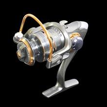 5.1: rapporto di trasmissione 1 Bobine di Filatura Ultralight 12   1 BB Mulinello Da Pesca Ruote Superficiale Linea Partita di Coppa con UL Asta