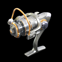 5.1:1 Gear Ratio Spinning Reels Ultralight 12+1 BB Fishing Reel Wheels Shallow Line Cup Match with UL Rod
