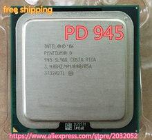 Мгц) pentium pd cpu продать процессор d intel настольных бесплатная доставка