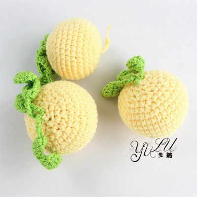 כל כך חמוד יילוד צילום Props תלבושות אבזרים סרוגה בייבי תלבושות Photographie גזר לימון, פירות ירקות תירס
