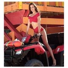 Sexy High Waist Bikini 2019 Set Women Fashion Mujer Brazil Swimwear  Top Thong Bottom Solid Red Black Swimsuit Bathing Suits Buy недорого