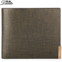 Man's Wallets & Purses Fashion Card Holders Small Hard Wallet High-end Brand Designed Solid Color Multi Pockets Purse Monederos