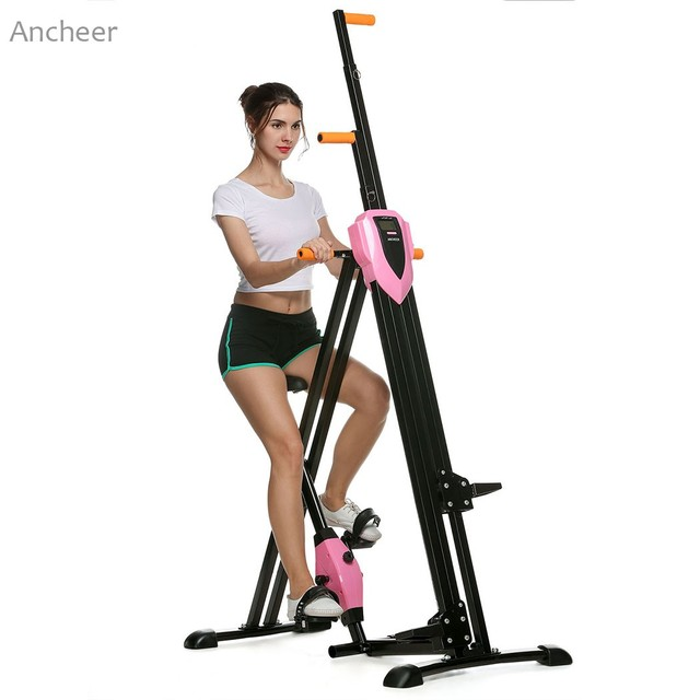 Ancheer New Vertical Climber Gym Exercise Fitness Machine