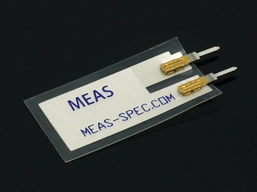 Piezo Vibration Sensor Piezoelectric Thin Film Vibration Sensor, PVDF, LDT0-028K