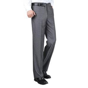 Image 3 - Plus size grote 8XL 9XL 10XL pak broek Mannen Grote maat Classic casual broek zomer Zakelijke formele kantoor Rechte broek 50 52