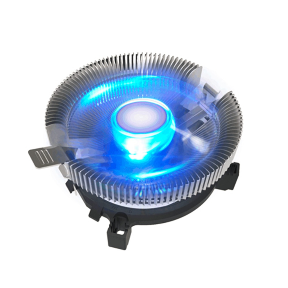Practical Home Computer PC CPU Cooling Fan Cooler CPU Radiator For AMD /AM2/AM2+/AM3 For INTEL LGA775