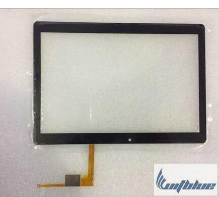 Witblue New For 10.1 inch Irbis TZ186 Tablet Capacitive touch screen panel Digitizer Glass Sensor replacement Free Shipping new touch screen digitizer glass touch panel sensor replacement parts for 8 irbis tz881 tablet free shipping