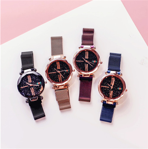 popular-women-watches-fashion-elegant-magnet-buckle-mysterious-purple-lady-wristwatch-2019-starry-sky-roman-numeral-gift-clock
