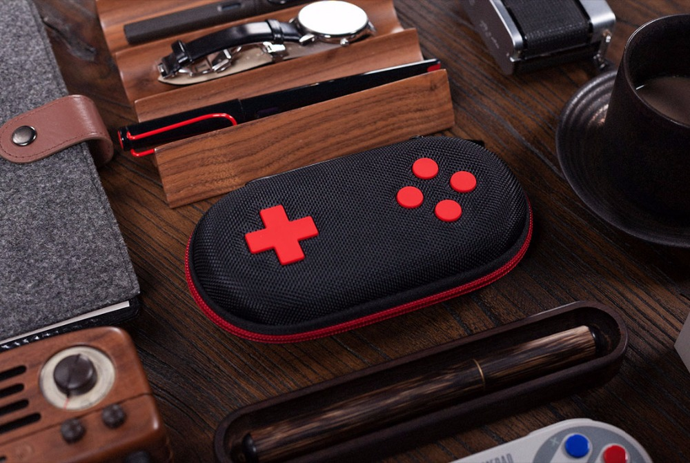 8BitDo Classic Controller Gamepad Travel Case Protection Bag 19