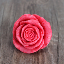 Nicole 3D Silicone Soap Mold Rose Flower Shapes Craft Handmade Making Mould