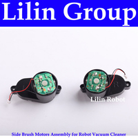 For X500 Side Brush Motors Assembly For Robot Vacuum Cleaner Including Left Motor Assembly X1pc