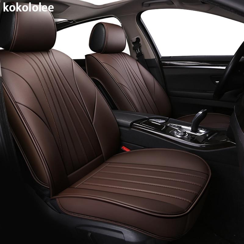 kokololee PU Leather car seat covers For Toyota Corolla Camry Rav4 Auris Prius Yalis Avensis SUV auto accessories car sticks kokololee PU Leather car seat covers For Toyota Corolla Camry Rav4 Auris Prius Yalis Avensis SUV auto accessories car sticks