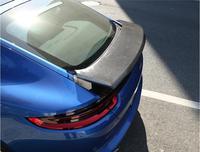 JIOYNG Carbon Fiber Car Rear Wing Trunk Lip Spoilers For Porsche Panamera 2009 2010 2011 2012 2013 2014 2015