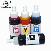 BOMA-TEAM HP862 178XL 364XL 564XL 4Colors Dye Refill Ink For HP photosmart 5510 6510 7510 B110a B209a B210a printer