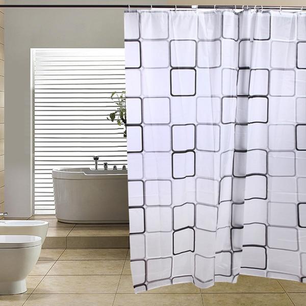 Moderne dusche mit duschvorhang  Bestseller Moderne Badezimmer Dusche Vorhänge Bad Bad Duschvorhang ...