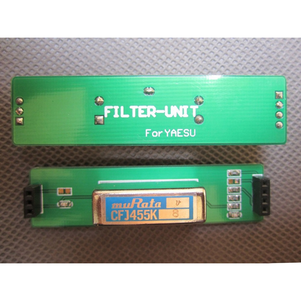 1SET CW SSB 2 7K narrowband filter compatible with YF 122S For YAESU FT 817 85