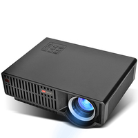 Mini WIFI Smart Projector Home Cinema Theater 1080p HD Movie HDMI Optional Bluetooth Wireless WIFI Beamer