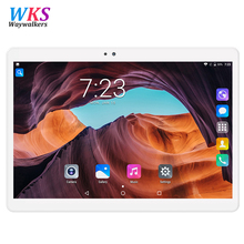 2018 10.1″ Android 7.0 Tablet Pc Octa Core 4GB RAM 32GB 64GB Tablette Built-in 3G Phone Call Dual SIM Card Tablets PC FM WIFI