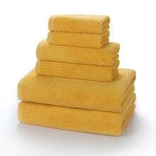 Хлопковое полотенце для салона красоты, банное полотенце квадратное однотонное для мужчин и женщин, купальный банный набор из трех предметов, горячая Распродажа