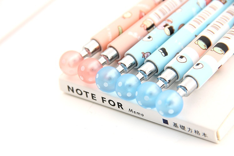30 Pcs Cute  0.5mm Kawaii Sushi Food Press Automatic Mechanical Pencil Writing Drawing School Office Supply Student Stationery30 Pcs Cute  0.5mm Kawaii Sushi Food Press Automatic Mechanical Pencil Writing Drawing School Office Supply Student Stationery