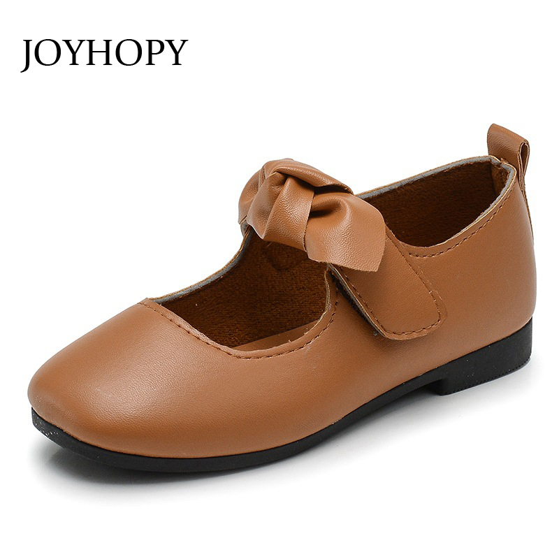New Summer Autumn Children Shoes Girls Sandals Fashion Bow Princess leather shoes Girls Casual Shoes Party shoes
