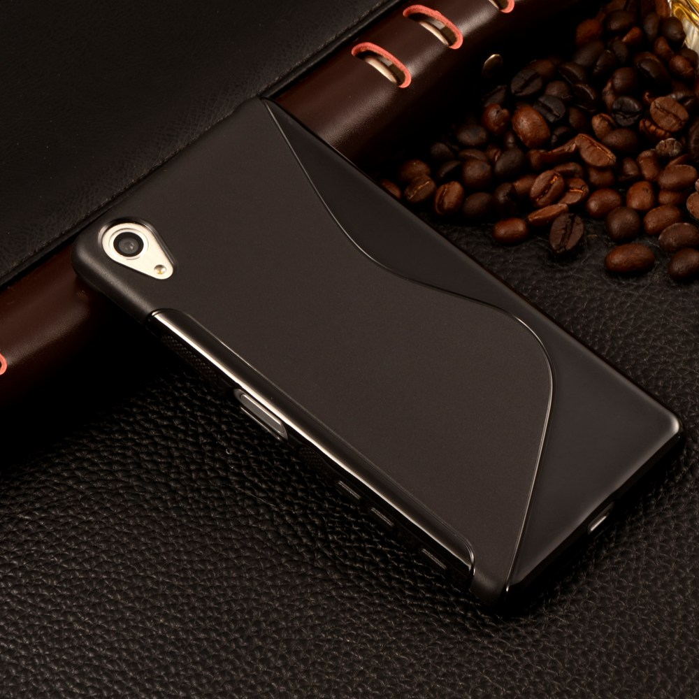 For Sony Xperia E5 Soft S LINE Silicone TPU Phone Cases For Sony Xperia E5 F3311 F3313 5.0 inch Rubber Matte Cover Phone Bags