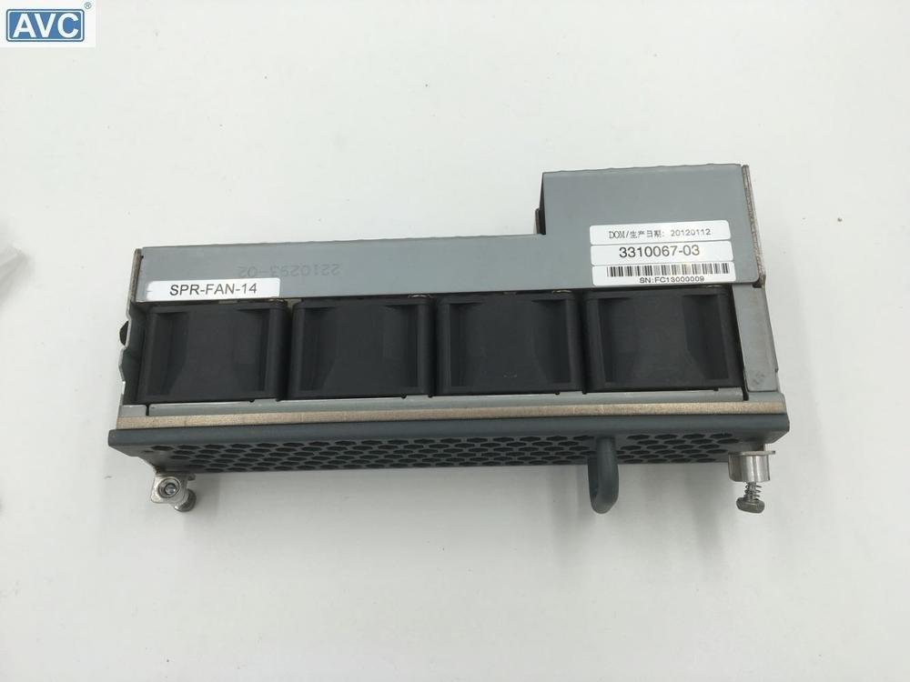 AVC workstation memory fan SPR-FAN-14 S3500 router heat dissipation large fan avc db09225b48u dc48v 0 26afour line static impeller fan cooling fan