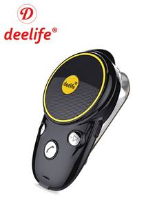 Deelife Handsfree Bluetooth Car Kit for Phone Hands Free