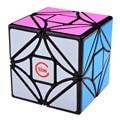 Brand New Fangshi Divertimentos Limcube 6.5 cm 3x3 Dreidel Simples Versão Magic Cube Puzzle Cubos Educacionais Brinquedo Especial brinquedos