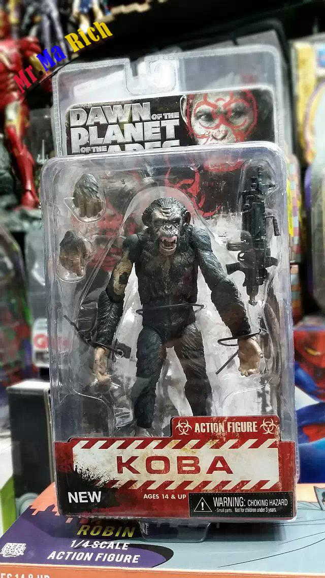 Neca Rise Of The Planet Of The Apes Model Action Figure Toys 14cm