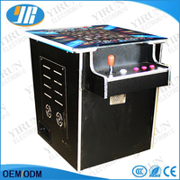 """Cocktail Arcade - 21"""" LCD - 2sides, 2 players - Retro Style Cabinet with 60 Games"""