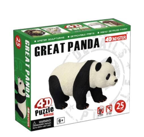 4D   panda assembled anatomical model free shopping4D   panda assembled anatomical model free shopping