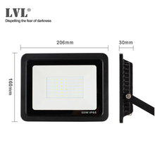 LED Flood Light 10W 20W 30W 50W IP65 Led Spotlight Outdoor floodlight Spot Led Exterieur Outdoor Lighting garden wall lamp
