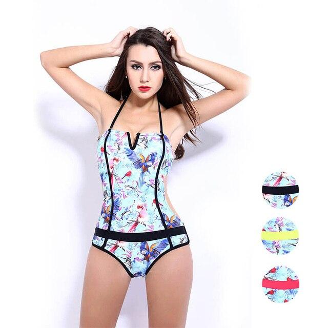 Femmes One Maillot Dos Nouveau Piece Bain Nu Sport De Monokini xwSq46I