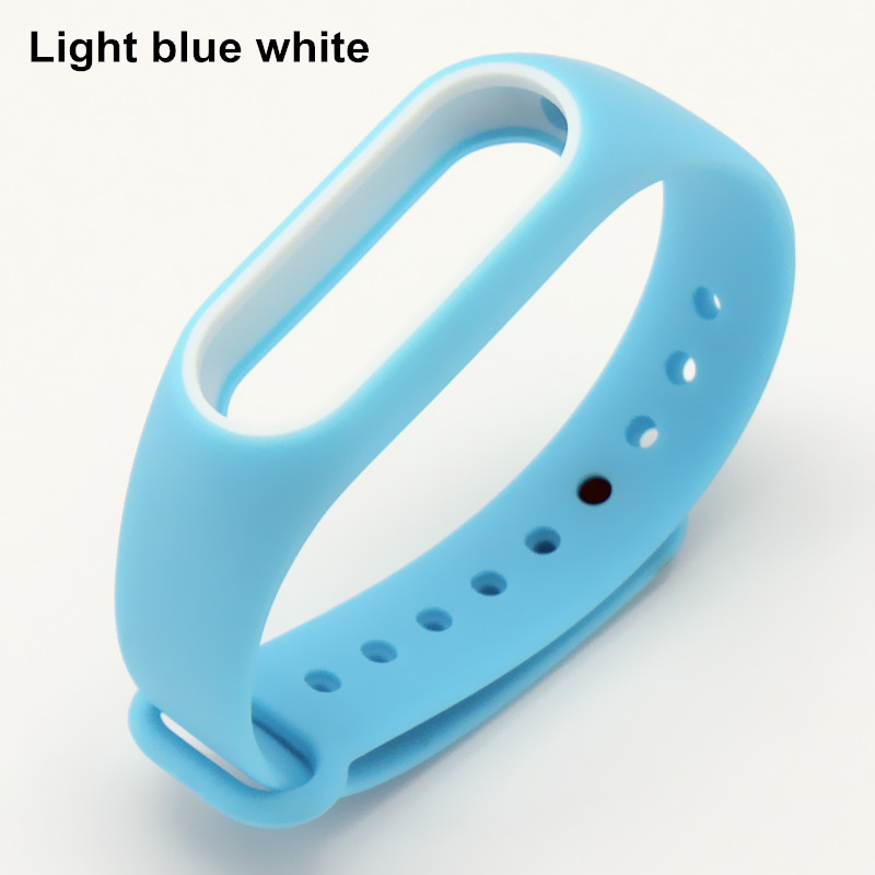 zhutu Light blue white_