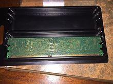 46C7418 PC2-5300 2 ГБ (2X1 ГБ) 667 МГЦ 240-PIN DIMM CL5 ECC DDR2 SDRAM ОДИН УРОВЕНЬ с ПОЛНОЙ БУФЕРИЗАЦИЕЙ RAM 100% испытанная деятельность